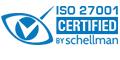 Certificado ISO27001
