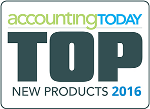 Accounting Today - Mejor producto de 2016